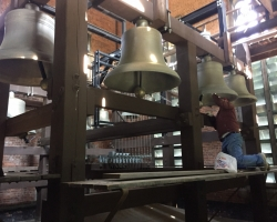 Chapel Bell Servicing
