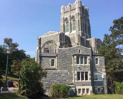 Cadet Chapel West Point Exterior