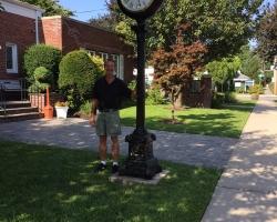 Fancy Clock and Ken