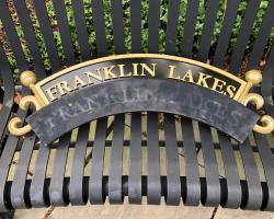 Franklin Lakes Street Clock Restored 2