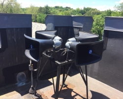 New Carillon Tower Speakers