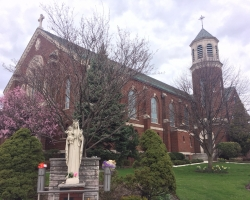 Our Lady of Peace Exterior