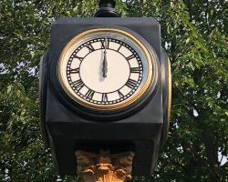 Pequannock Fancy Clock Restoration 3