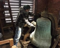 Sacred Heart Church Bell Repiar