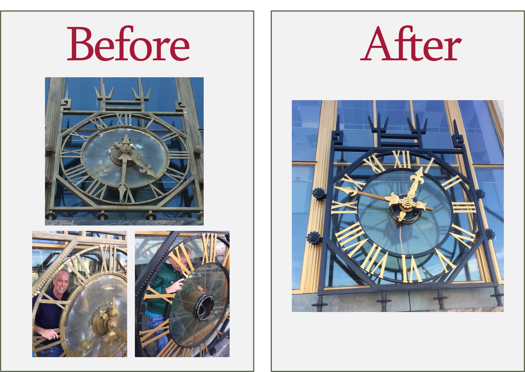 passaic-clock-restoration-before-after